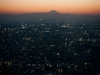 Tokyo with Mt.Fuji in the background